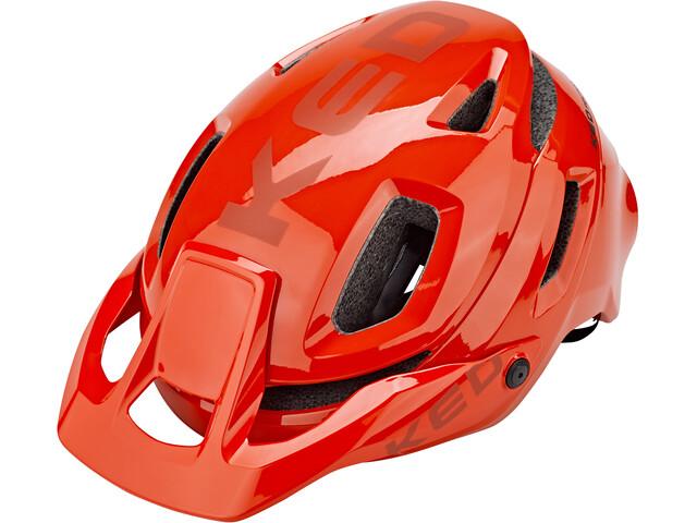 KED Pector ME-1 Kask, czerwony